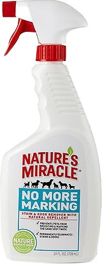 Nature's Miracle No More Marking Pet Stain And Odor Remover