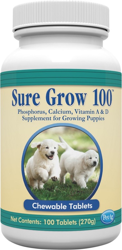 Sure Grow 100 Chewable Tablets