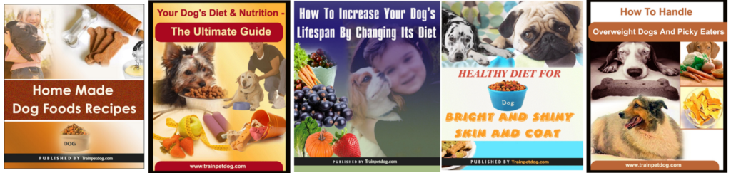The Complete Dog Diet And Nutrition Suite